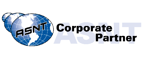 The American Society for Nondestructive Testing, Inc. (ASNT) – Corporate Partner No. 296843