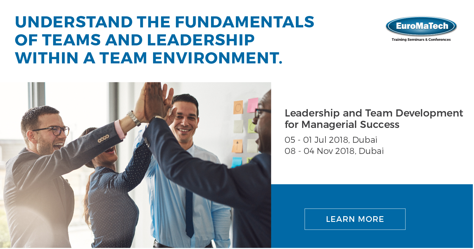 Leadership and Team Development for Managerial Success Training Course