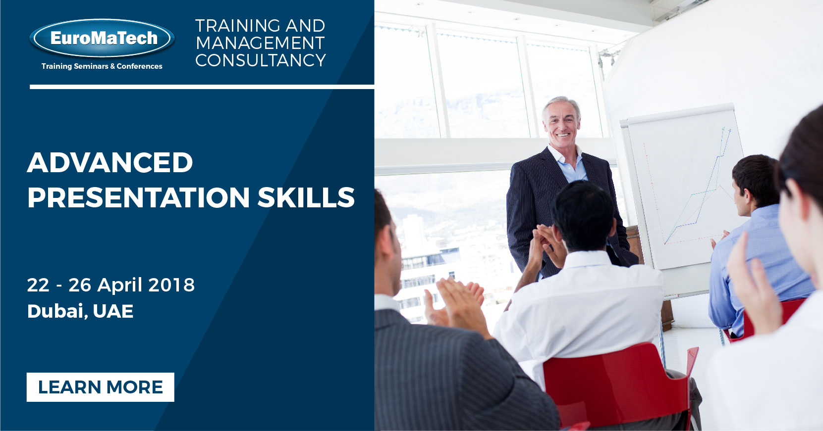 advanced presentation skills training course euromatech