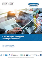 thumbnail of FI202Cost Analysis to Support Strategic Decisions