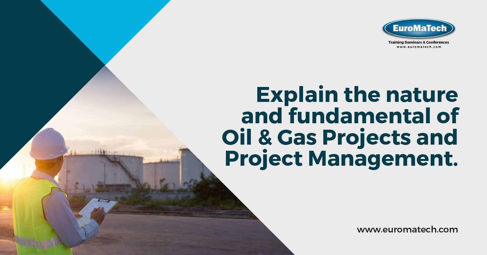 Oil Gas Project Management Training Course In Geneva Euromatech