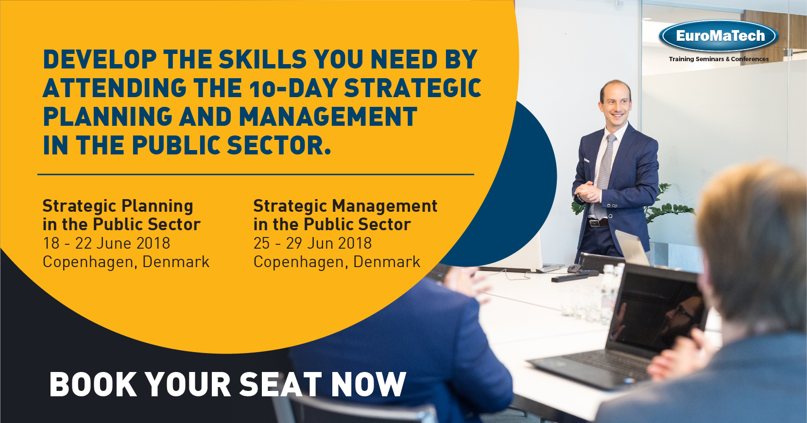 The 10-day Strategic Planning and Management in the Public Sector Training Course in Copenhagen