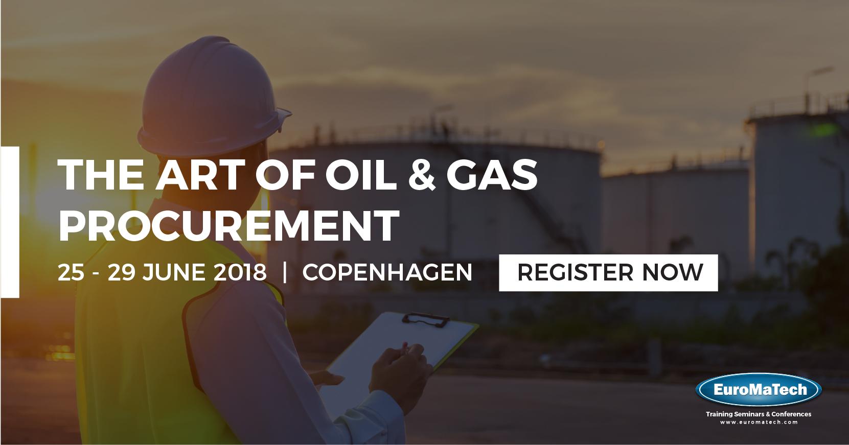 The Art of Oil & Gas Procurement Training Course