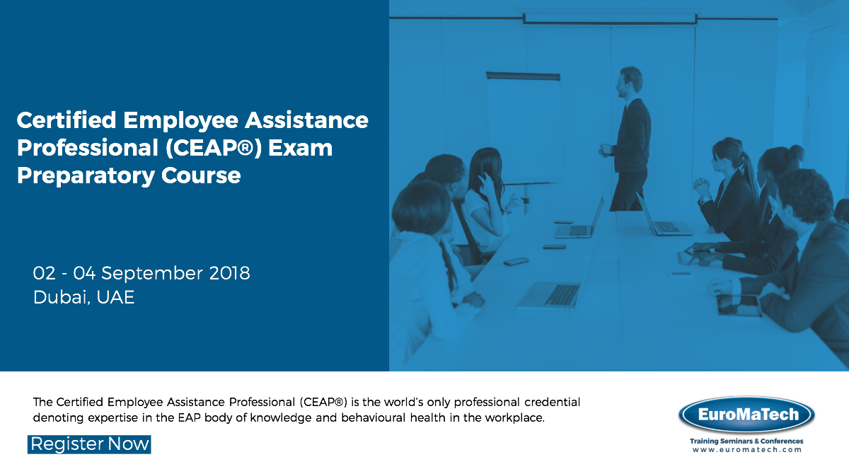 Certified Employee Assistance Professional Ceap Exam Preparatory