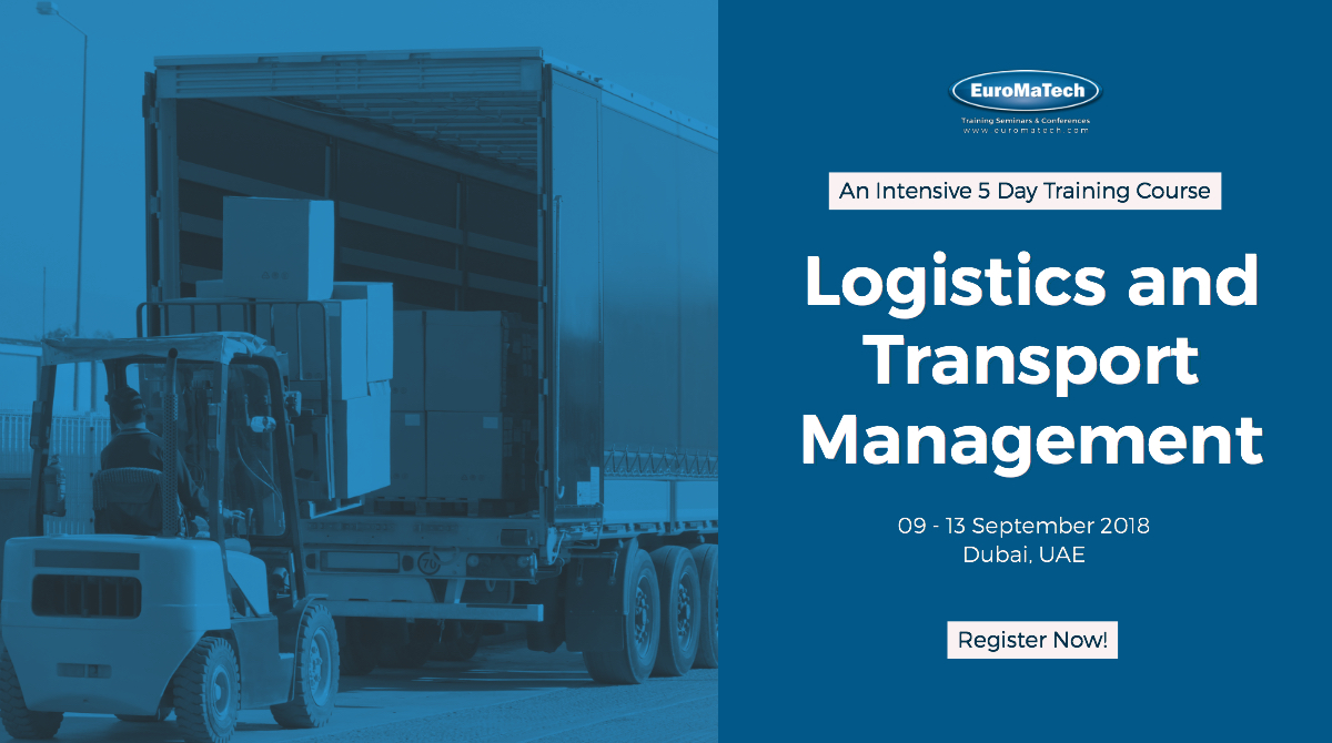 Logistics and Transport Management Training Course ...