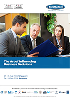 thumbnail of MG334The Art of Influencing Business Decisions