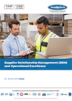 thumbnail of MM112Supplier Relationship Management (SRM) and Operational Excellence
