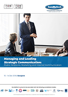 thumbnail of PR106Managing and Leading Strategic Communication: