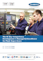 thumbnail of MN113The 10-day Competency Development & Managerial Excellence for Plant Supervisors
