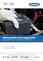 thumbnail of EL111Uninterruptible Power Supply (UPS)