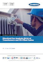 thumbnail of EL113Dissolved Gas Analysis (DGA) of Transformers and Oil-Filled Cables