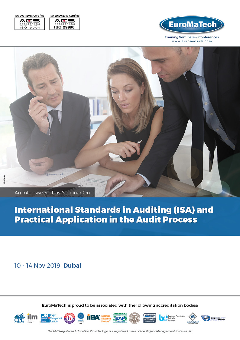 thumbnail of FI225International Standards in Auditing (ISA) and Practical Application in the Audit Process