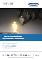 thumbnail of MG209The Art and Science <br/>of Professional Leadership
