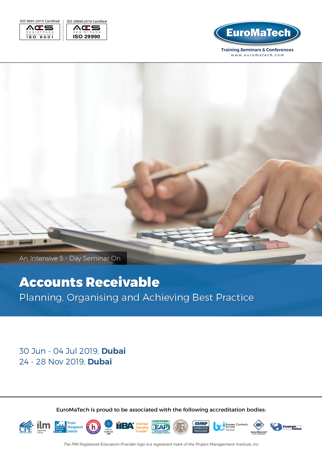 thumbnail of FI101Accounts Receivable:<br><small> Planning, Organising and Achieving Best Practice</small>