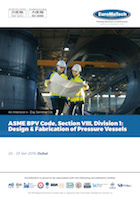thumbnail of ME124ASME BPV Code, Section VIII, Division 1: Design & Fabrication of Pressure Vessels
