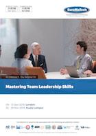 thumbnail of MG107Mastering Team Leadership Skills