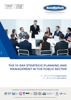 thumbnail of MG348The 10-day Strategic Planning and Management in the Public Sector
