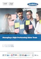 thumbnail of MK103Managing a High-Performing Sales Team