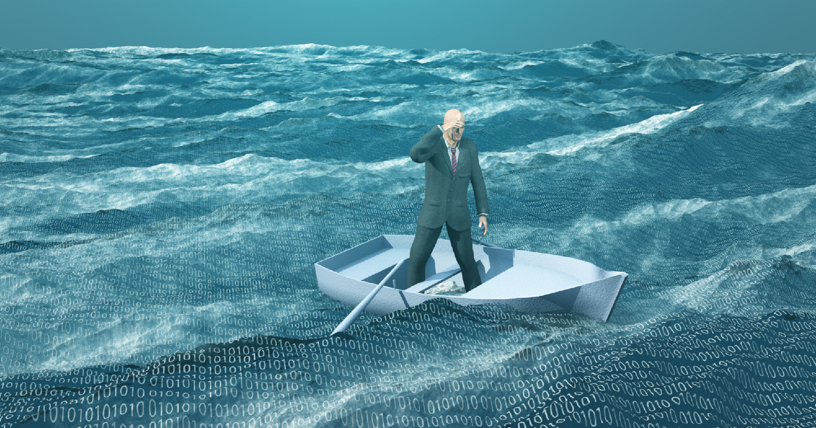 Navigating the Sea of Data