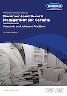 thumbnail of AD110Document and Record Management<br> and Security