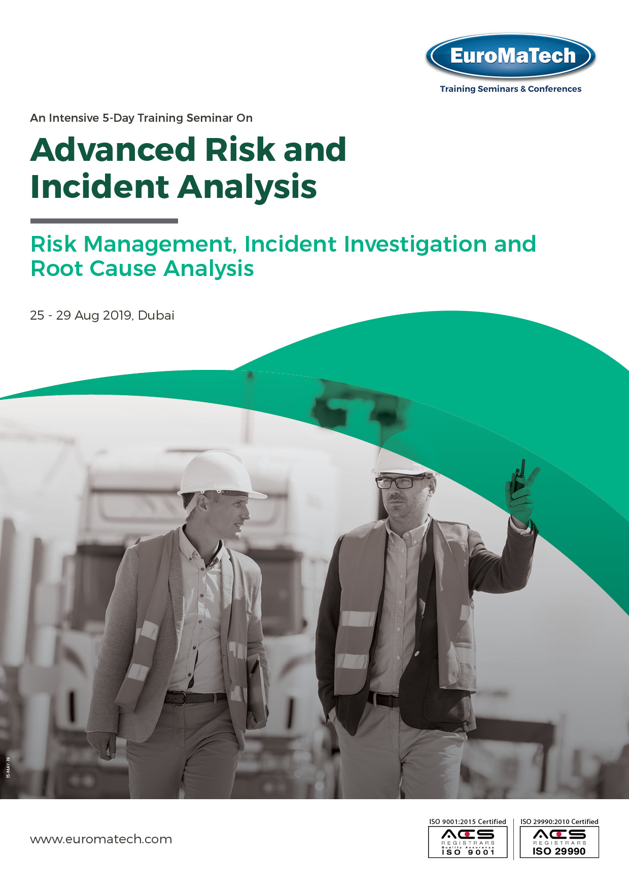 thumbnail of HS108Advanced Risk and Incident Analysis