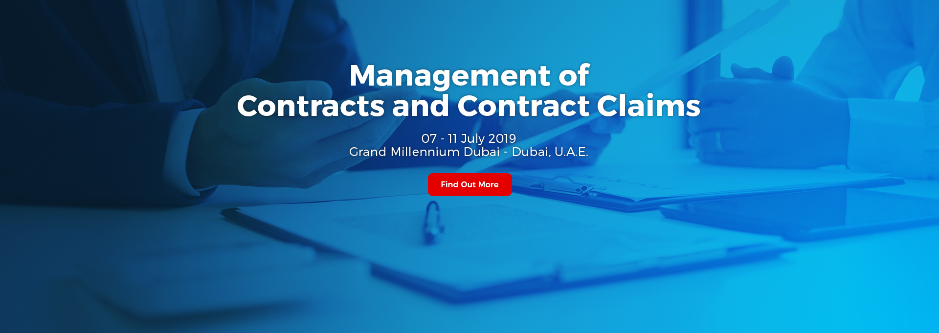 Management of Contracts and Contract Claims