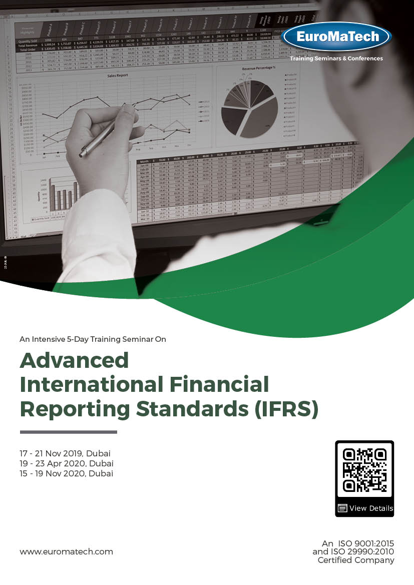 Advanced International Financial Reporting Standards (IFRS) Thumbnail