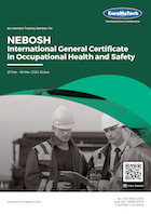 thumbnail of HS106NEBOSH International General Certificate in Occupational Health and Safety