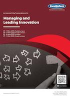 Managing and Leading Innovation Thumbnail