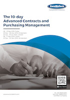 The 10-day Advanced Contracts and Purchasing Management Thumbnail