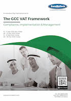 thumbnail of FI233The GCC VAT Framework: <br><small>Compliance, Implementation & Management</small>