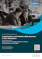 Organisation and Relationship Systems in the Workplace Thumbnail