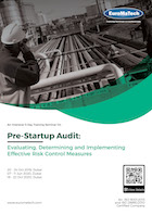thumbnail of HS116Pre-Startup Audit: <br><small>Evaluating, Determining and Implementing <br>Effective Risk Control Measures</small>