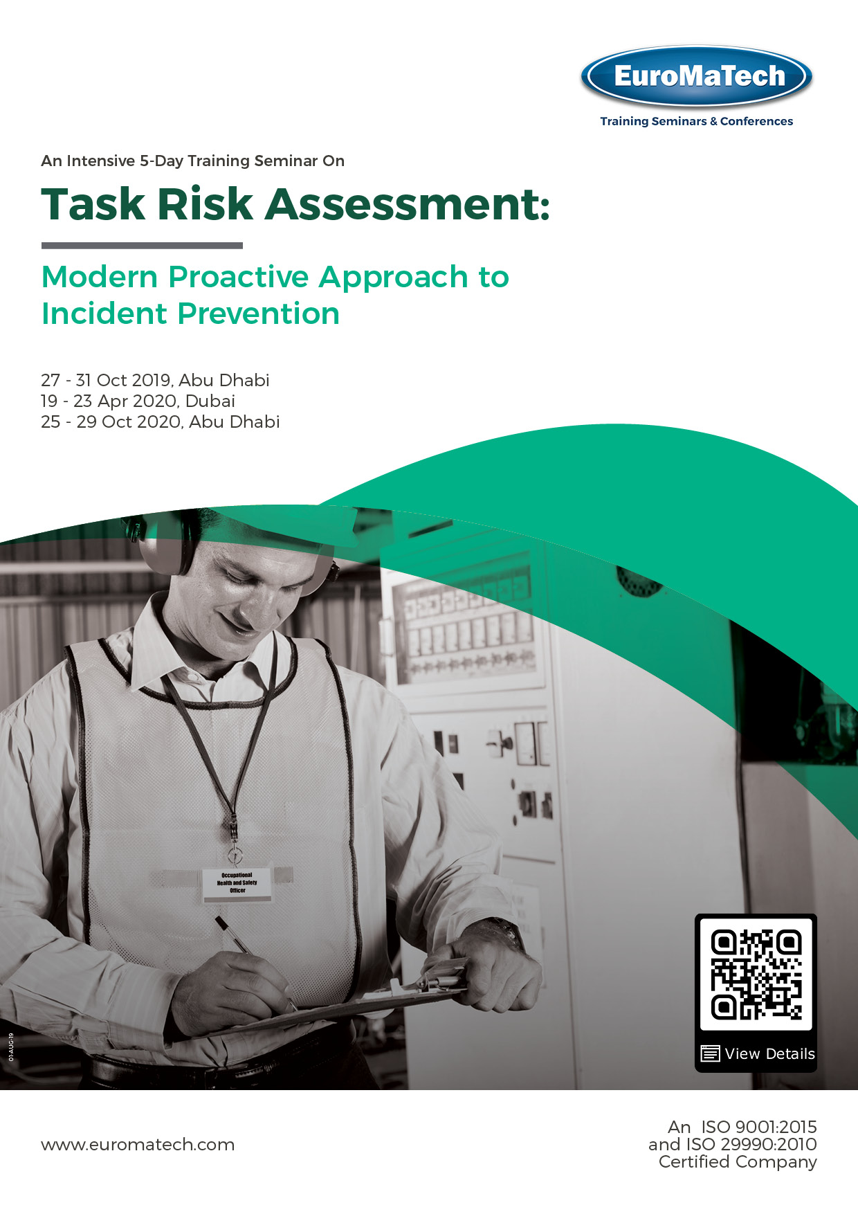thumbnail of HS120Task Risk Assessment: <br><small>Modern Proactive Approach to Incident Prevention</small>