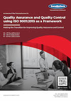 thumbnail of MG206Quality Assurance and Quality Control using ISO 9001:2015 as a Framework