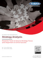 thumbnail of MG306Strategy Analysis: <br><Small>Powerful Tools to Ensure Strategy Focus <br>and Alignment to Drive Success</Small>