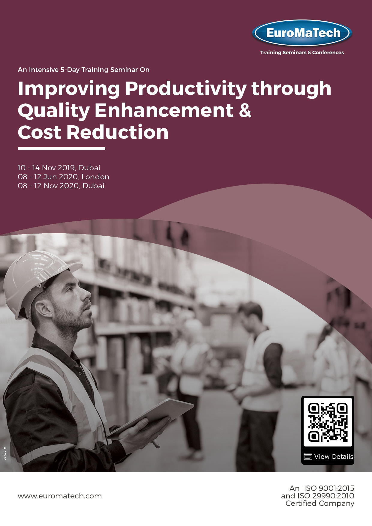 thumbnail of MM118Improving Productivity through Quality Enhancement & Cost Reduction