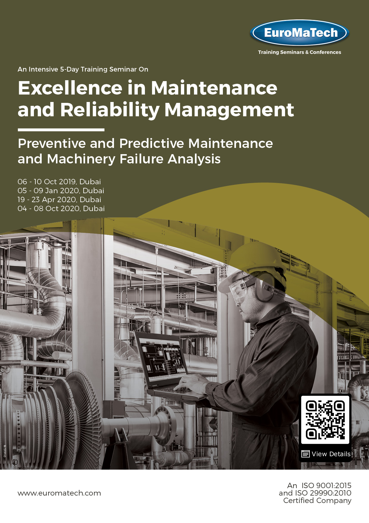 thumbnail of MN110Excellence in Maintenance <br>and Reliability Management