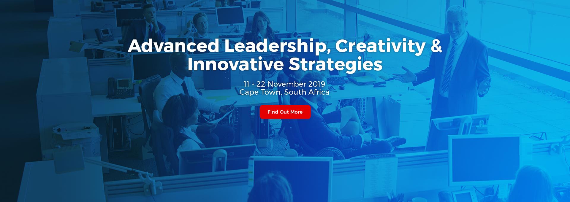 EuroMaTech Advanced Leadership, Creativity & Innovative Strategies