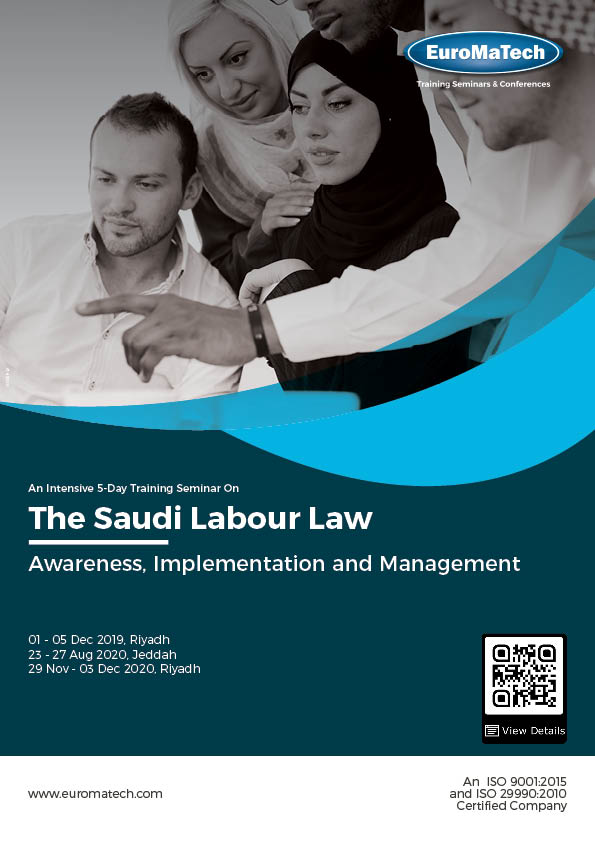 The Saudi Labour Law Thumbnail