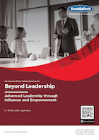 thumbnail of MG369Beyond Leadership <br><small> Advanced Leadership through <br>Influence and Empowerment</small>