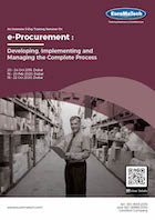 e-Procurement :  Developing, Implementing and Managing the Complete Process Thumbnail
