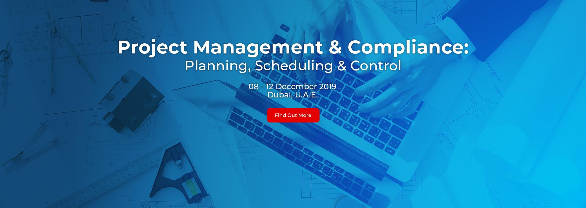 Project Management & Compliance