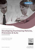 Developing Purchasing Policies, Processes & Service Level Agreements Thumbnail