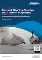 Contract Planning, Strategy and Claims Management Thumbnail