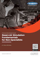 Reservoir Simulation Fundamentalsfor Non-Specialists Thumbnail