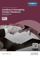 Leading & Managing Vendor Relations  Thumbnail
