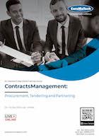 Contracts Management:  Procurement, Partnering & Tendering Thumbnail