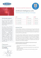 Artificial Intelligence (AI): Transforming Business with New Technologies Thumbnail