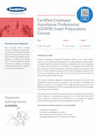 Certified Employee Assistance Professional (CEAP®) Exam Preparatory Course Thumbnail